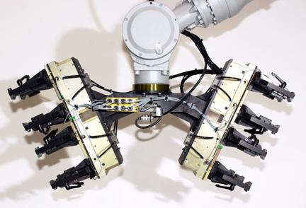End Effectors   Robot Palletizing LLC